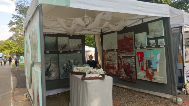 55th Bluff Park Art Show